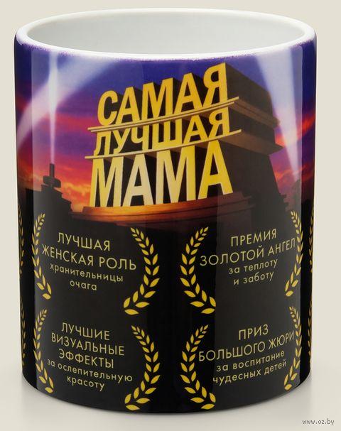 "Кружка ""Самая лучшая мама"" (арт. RN403) — фото, картинка"