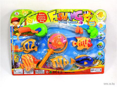"""Игровой набор """"Рыбалка"""" (арт. 1181631-2243В; со звуковыми эффектами) — фото, картинка"""
