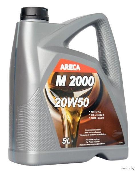 "Масло моторное ""M2000"" 20W-50 (5 л) — фото, картинка"