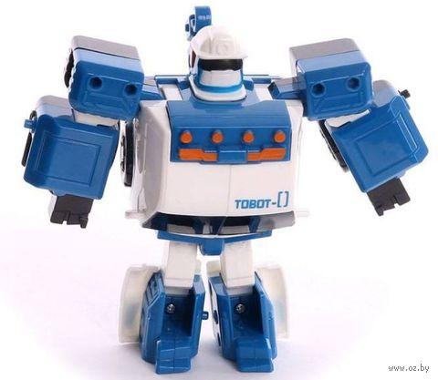 "Робот-трансформер ""Мини Тобот Зеро"" — фото, картинка"