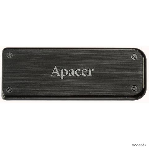 USB Flash Drive 8Gb Apacer AH 325 Retail (Black)