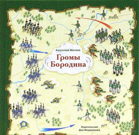 Громы Бородина. Анатолий Митяев