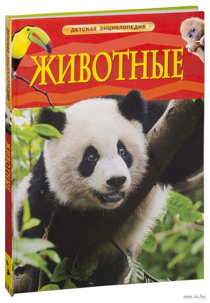 Животные. Детская энциклопедия. Миранда Смит