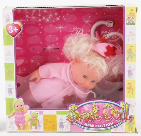 "Кукла ""Sweet Doll"" (с медицинскими принадлежностями)"