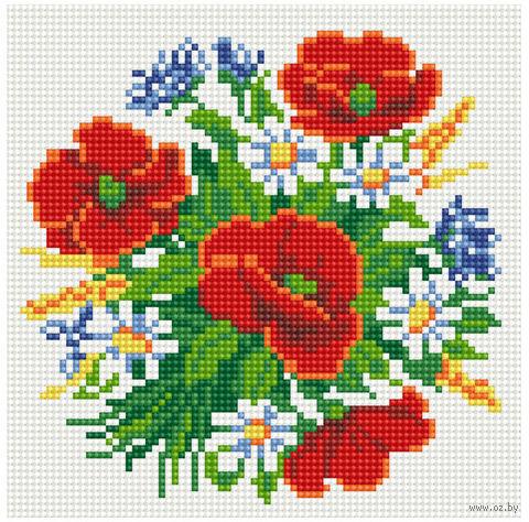 """Алмазная вышивка-мозаика """"Цветочки"""""""
