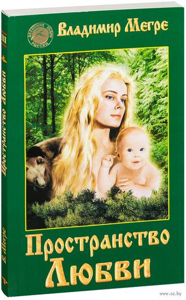 Пространство Любви. Книга 3 (м). Владимир Мегре