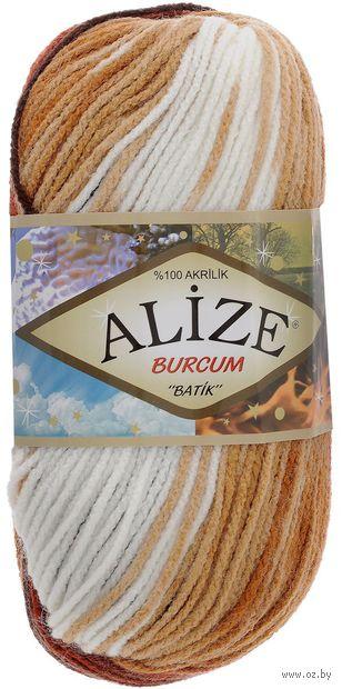 "Пряжа ""ALIZE. Burcum Batik №2626"" (100 г; 210 м) — фото, картинка"