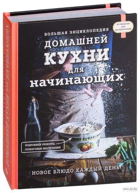 Большая энциклопедия домашней кухни для начинающих — фото, картинка