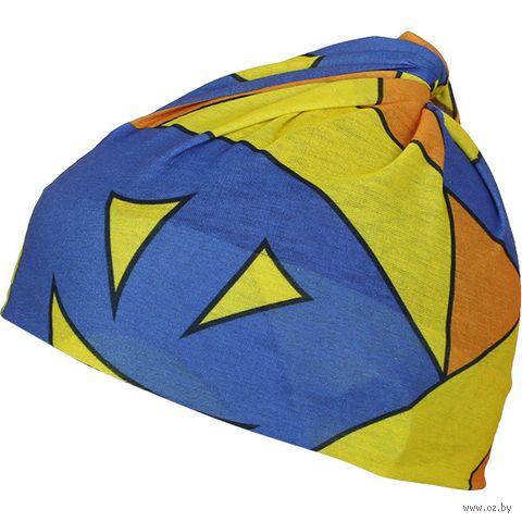 Multi-бандана (smile yellow) — фото, картинка