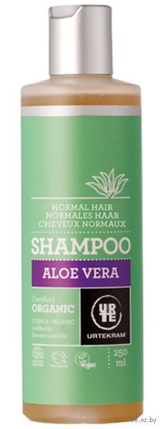 "Шампунь для волос ""Алоэ вера"" (250 мл) — фото, картинка"