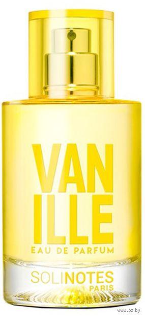 "Парфюмерная вода для женщин ""Vanille"" (50 мл) — фото, картинка"