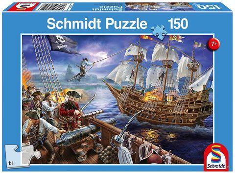 """Пазл """"Пиратское сражение"""" (150 элементов) — фото, картинка"""