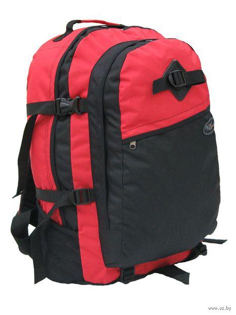"""Рюкзак """"Пик-40"""" (40 л; чёрно-красный) — фото, картинка"""