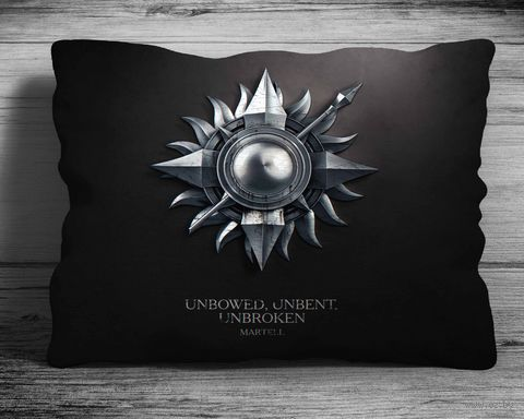 """Подушка """"Game of Thrones"""" (art. 14)"""