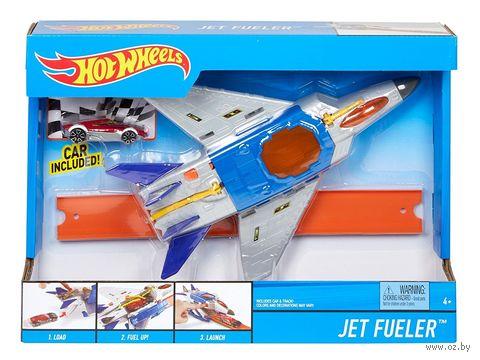 """Игровой набор """"Hot Wheels. Реативный самолет"""" (арт. FDW71) — фото, картинка"""