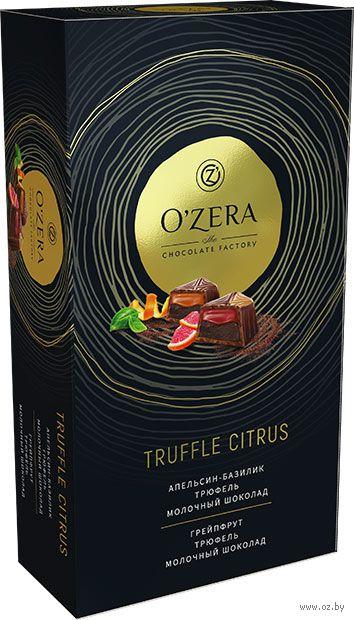 """Набор конфет """"O'Zera. Truffle Citrus"""" (215 г) — фото, картинка"""