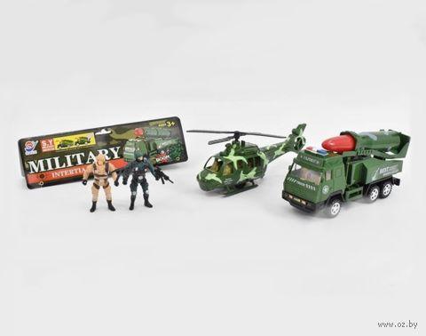 """Игровой набор """"Армия"""" (арт. 8627) — фото, картинка"""