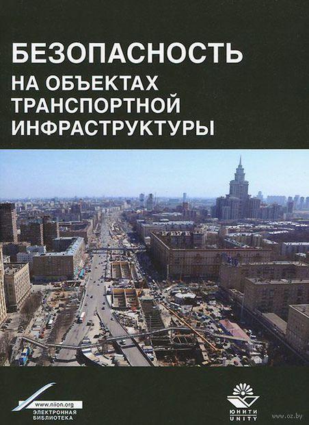 Безопасность на объектах транспортной инфраструктуры. В. Мотин, А. Целуйко, О. Моховиков