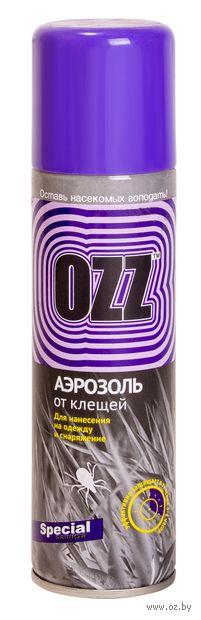 """Аэрозоль от клещей """"OZZ"""" (150 мл) — фото, картинка"""