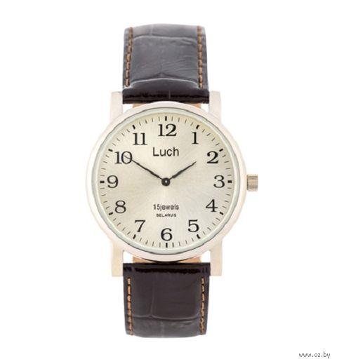 Часы наручные (коричневые; арт. 378757465) — фото, картинка