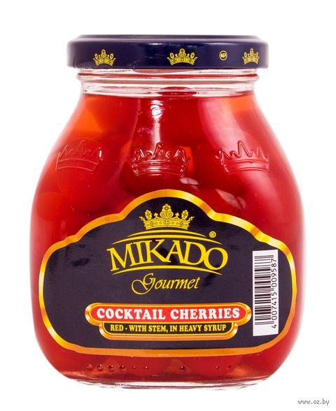 """Вишня """"Mikado. Коктейльная"""" (314 мл) — фото, картинка"""