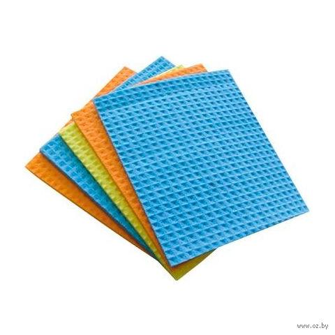 Набор тряпок для уборки (5 шт.; 175х155 мм)
