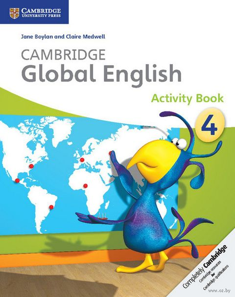 Cambridge Global English. Stage 4. Activity Book — фото, картинка