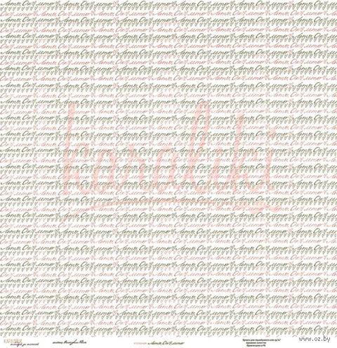 Бумага для скрапбукинга (арт. FLEER141)