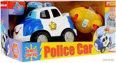 """Автомобиль на радиоуправлении """"Полицейский автомобиль"""" (со световыми и звуковыми эффектами) — фото, картинка"""