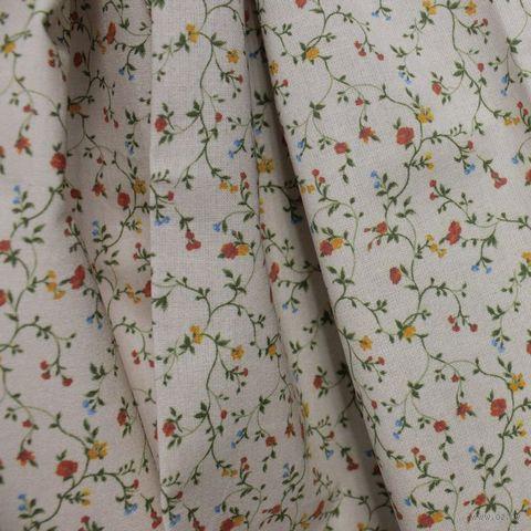 """Ткань """"Полевые цветы"""" №4 — фото, картинка"""
