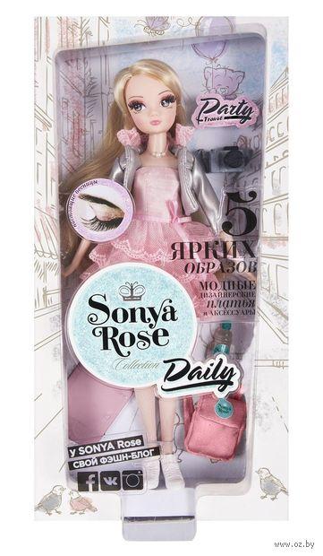 "Кукла ""Соня Роуз. Путешествие"" — фото, картинка"