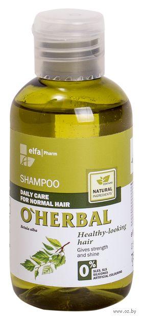 """Шампунь для волос """"Здоровый вид волос"""" (75 мл) — фото, картинка"""