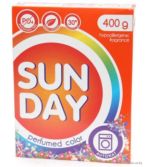 """Стиральный порошок """"Perfumed Color"""" (400 г) — фото, картинка"""