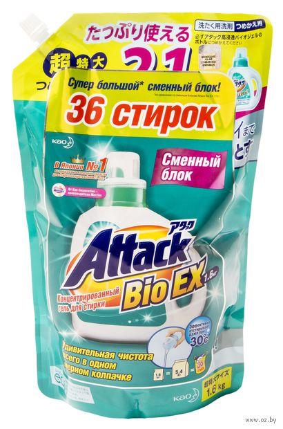 """Гель для стирки """"BioEX"""" (1,6 кг) — фото, картинка"""