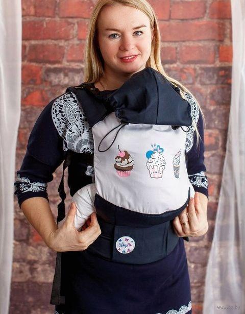 """Эргономичный рюкзак """"Маффин"""" — фото, картинка"""
