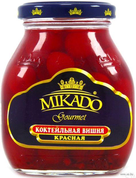 """Вишня """"Mikado. Коктейльная"""" (720 мл) — фото, картинка"""