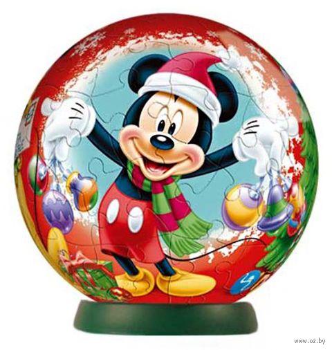 """Пазл-шар """"Новогодняя коллекция"""" (60 элементов; арт. 98151) — фото, картинка"""