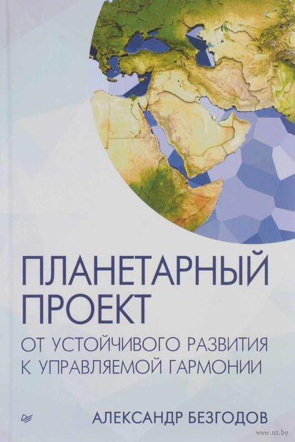 Планетарный проект. От устойчивого развития к управляемой гармонии. Александр Безгодов