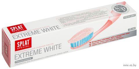 "Зубная паста ""Экстра отбеливание"" (75 мл) — фото, картинка"