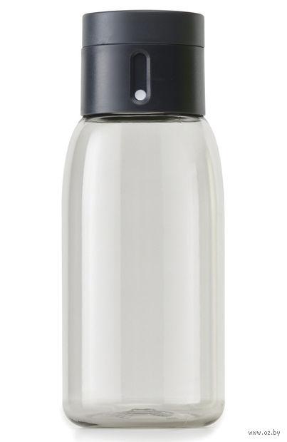 """Бутылка для воды """"Dot"""" (400 мл; серая) — фото, картинка"""