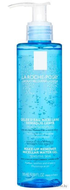 "Мицеллярный гель ""La Roche-Posay"" (195 мл) — фото, картинка"