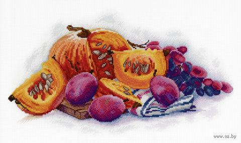 """Вышивка крестом """"Спелый урожай"""" (160х290 мм) — фото, картинка"""