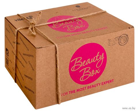 "Подарочный набор ""Beauty Box. BeautyMania"" (микс средств) — фото, картинка"