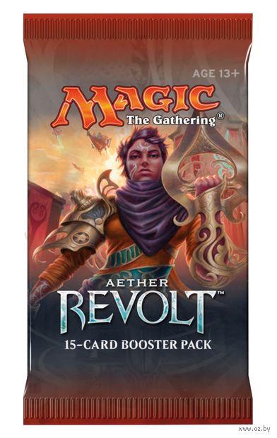 "Бустер ""Magic the Gathering. Aether Revolt"" (15 карт) — фото, картинка"