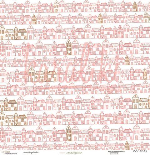 Бумага для скрапбукинга (арт. FLEER148)