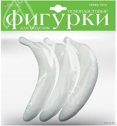 "Заготовка из пенопласта ""Бананы"" (135х180 мм; 3 шт.) — фото, картинка"