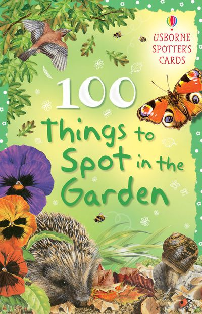 100 Things to Spot in the Garden — фото, картинка