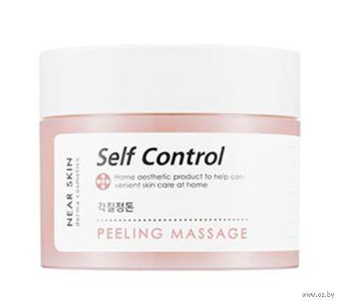 """Крем-скраб для лица """"Self Control Peeling Massage"""" (200 мл) — фото, картинка"""