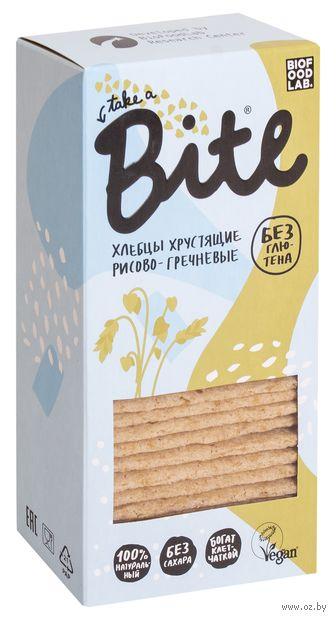 """Хлебцы рисово-гречневые """"Bite"""" (150 г) — фото, картинка"""