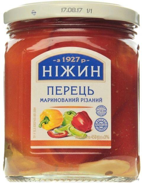 """Перец маринованный """"Нежин"""" (450 г) — фото, картинка"""